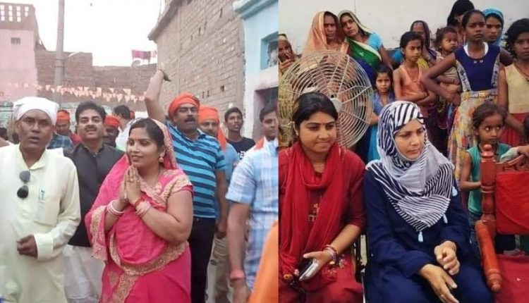 Dons' wives in poll fray infuse much interest in home district of India's first President