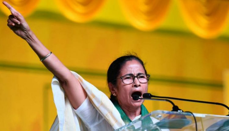 Exit poll predictions part of larger conspiracy to 'manipulate or replace EVMs': Mamata