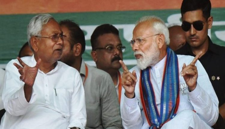 Nitish angry at one berth offer, stays out of Narendra Modi cabinet