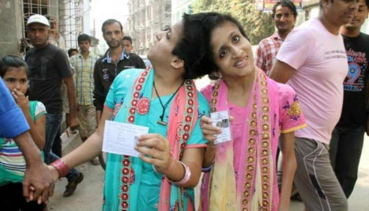 Bed-ridden Bihar's conjoined sisters ready with their voters I-Cards to cast votes