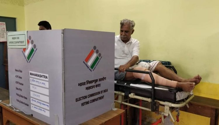 Patna hospital to rush patients to polling booths under doctors' care to help them cast votes