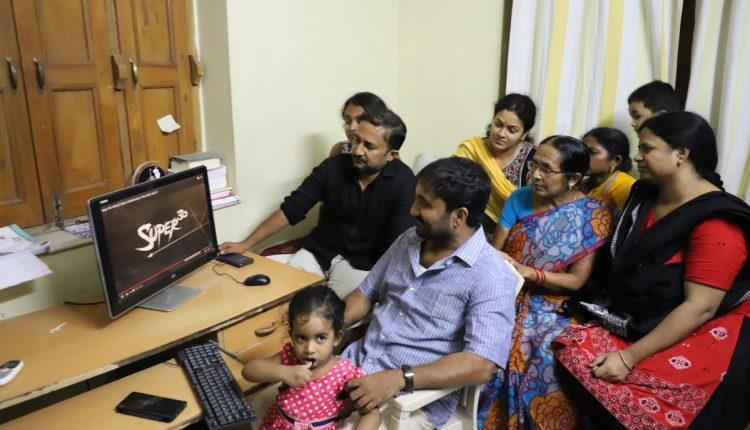 Bihar math wizard Anand Kumar gets emotional after watching 'Super 30' trailer