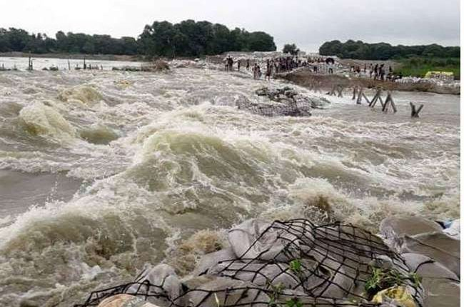 Bihar district enforces prohibitory orders for flood-like situation