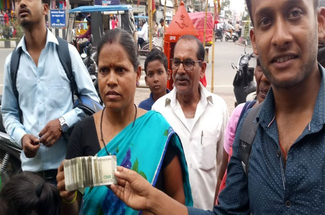 Ranchi woman sets new example for society, returns Rs 50,000 to its real owner