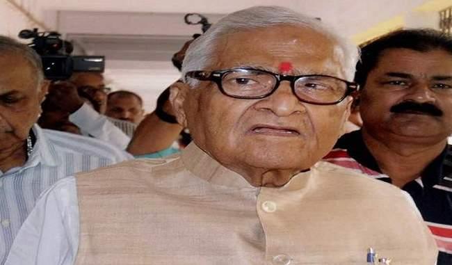 Bihar declares 3-day state mourning as ex-CM Jagannath Mishra passes away