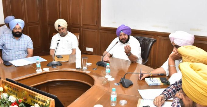 16500 vacancies in Punjab govt, Captain Amarinder Singh orders to fill up 16500 vacancies, Punjab CM orders for filling 16500 vacancies, Captain Amarinder Singh orders to fill up 16500 vacancies, Punjab CM Amarinder Singh orders all 16500 vacancies to be filled up soon
