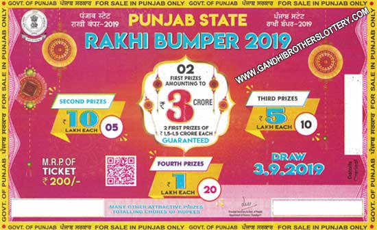 Punjab Rakhi Bumper Lottery: Lab Attendant to use funds for children's higher studies