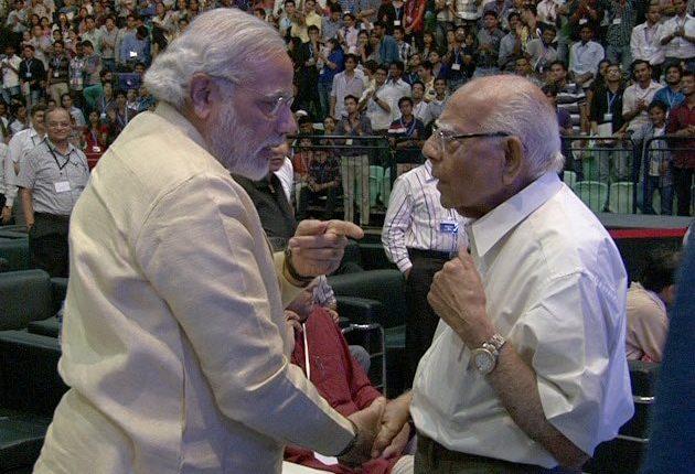 Iconic Indian lawyer Ram Jethmalani dies, PM condoles demise
