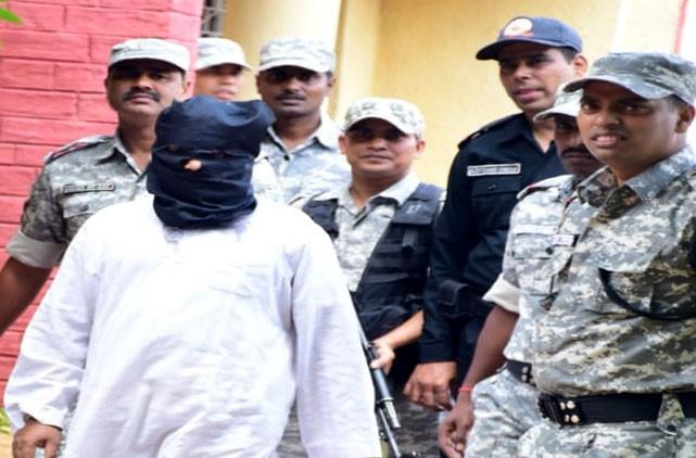 Al Qaeda terrorist arrested from Jharkhand, Dreaded terroist arrested from Tatanagar railway station in Jharkhand's Jamshedpur, Al Qaeda terrorist absconding for long arrested in Jharkhand, Al Qaeda Jharkhand Jamshedpur jehad