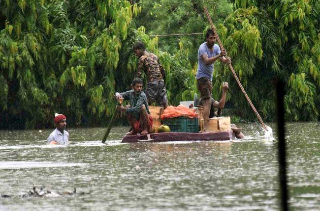 Committee for Patna flooding, patna flooding, patna floods