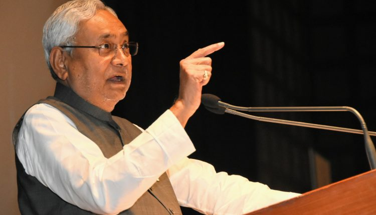 nitish kumar, caste-based census, BJP, Nityanand Rai, Bihar, RJD