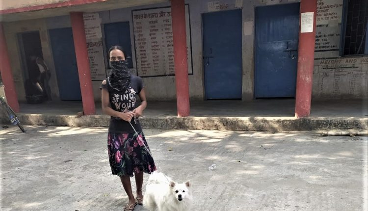quarantine centres, Bihar, Dog, Begusarai, Dog at quarantine centre, Bihar, Bihar News, Bihar Post