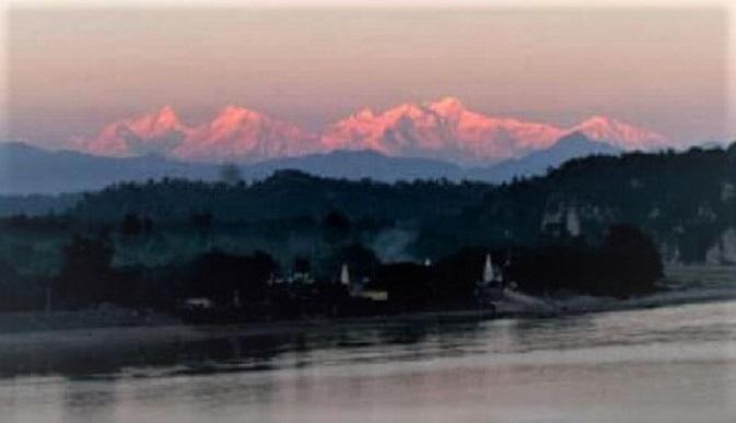 Himalayan peak, Mount Everest, Bihar, Valminkinagar, West Champaran, Bihar News, Bihar Post