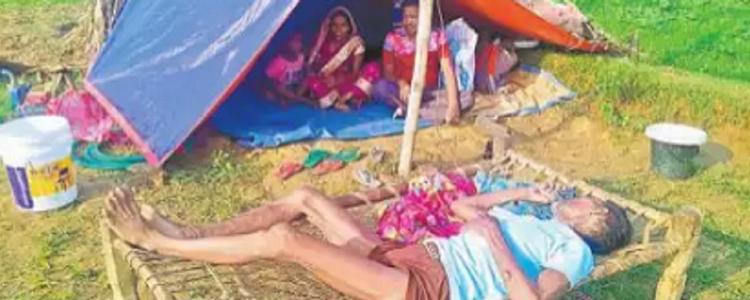 cancer patient, self-quarantine, Bihar, Bhagalpur, Bihar News, Bihar Post