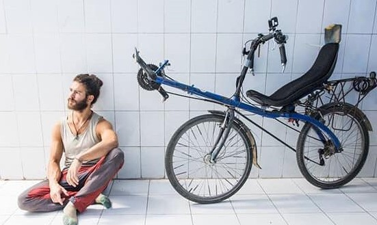 Hungarian cyclist, Viktor Zicho,Alexander Csoma Expedition, Bihar, Chapra hopsital, Biriyani, Bihar News, Bihar Post