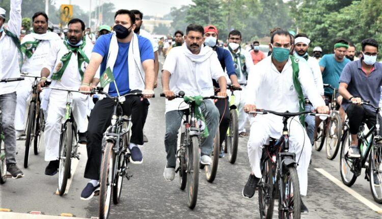 Bihar assembly polls, RJD, Tejashwi Yadav, Bihar, Bihar News, Jitan Ram Manjhi