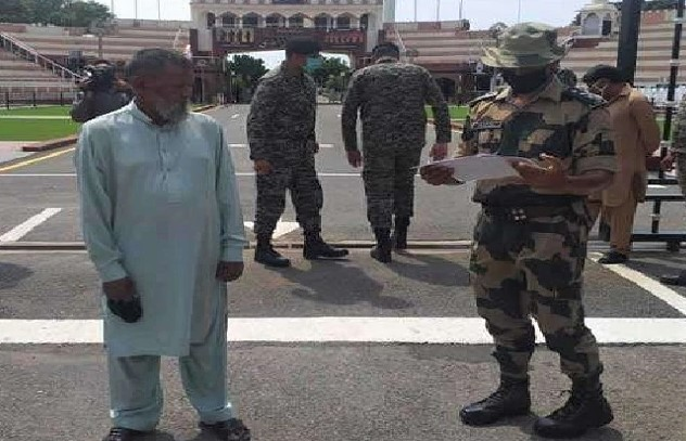 Pakistan jail, Bihar man, Nawada, BSF, Bihar News,