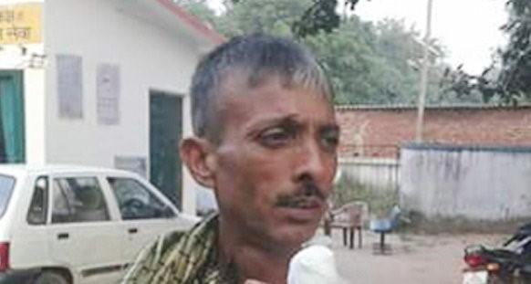 Nitish victory, chopping finger over victory, Anil Sharma, Jehanabad, JDU, Bihar elections, Bihar polls, Nitish victory, Odd news, Bihar,