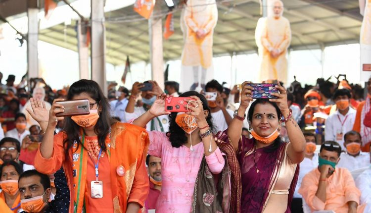 Narendra Modi, Modi rally, TEjashwi Yadav, Jungle Raj, Rahul Gandhi, Bihar polls, Bihar elections, Bihar,