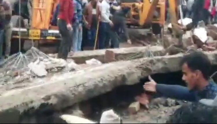 cremation tragedy, Ghaziabad, UP, cremation wall collapse, Yogi Adityanath,