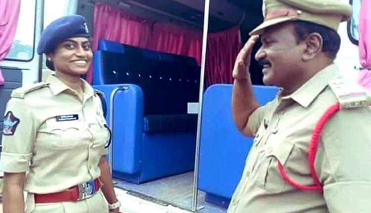 police, tirupati, andhra pradesh, AP, biharpost, boss daughter