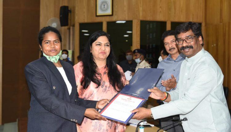 jobs, appointment letters, Jharkhand, sportspersons, Hemant Soren, Jharkhand news