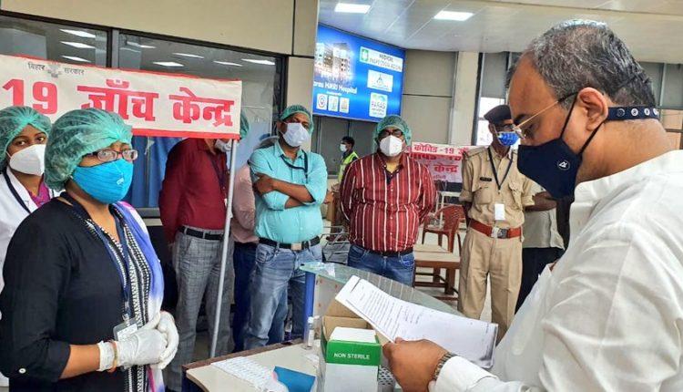 Tika Utsav, special vaccination drive, Bihar, Covid-19, Coronavirus cases, Bihar