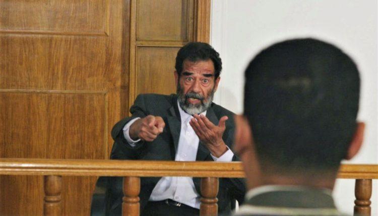 Saddam Hussein, Saddam trial judge, Iraqi judge death, Covid-19, coronavirus, Iraq,judge Mohammed Oreibi Al Khalifa, Dujail massacre