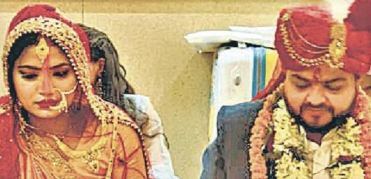 widow wedding, widow marriage, Sasaram, Bihar, Unique kanyadaan, Rohtas, BIhar, Unique Bihar wedding