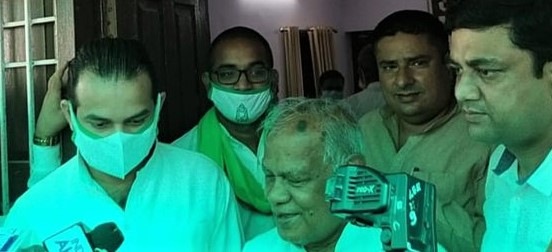 Jitan Rm Manjhi, Tej Pratap Yadav, Lalu Prasad, RJD, HAM, Dalits, Nitish Kumar, Bihar, NDA