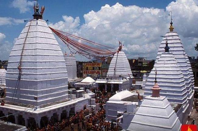Shravani Mela,Sawan Mahotsav, Baba Dham, Bihar, Bihar State Religious Trust Board, Ganga