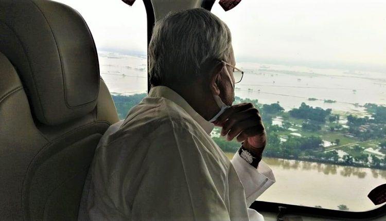 floods, BiharFloods, NitishKumar, NitishAerialSurvey, Bihar, BiharNews
