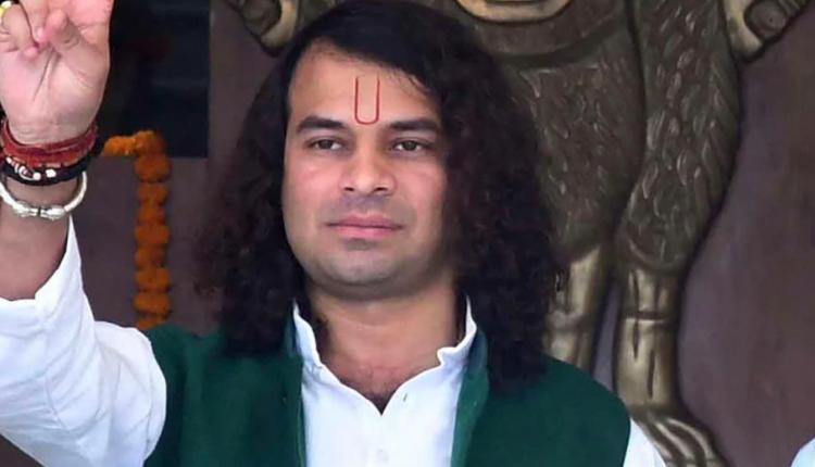 Tej Pratap Yadav, RJD, luxuriant hairs, Bihar, Lalu Prasad
