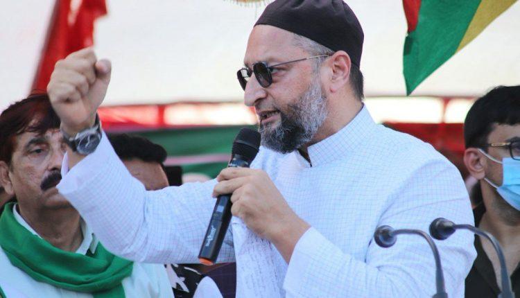 Asaduddin Owaisi, Afghanistan, Taliban, AIMIM, BJP