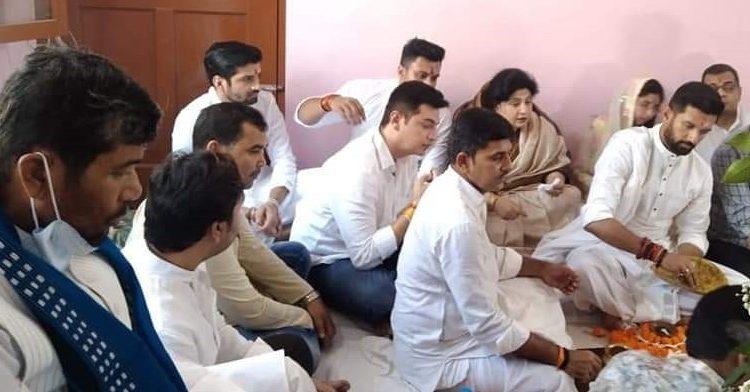 LJP, EC, Chirag Paswan, Pashupati Paras, Bihar