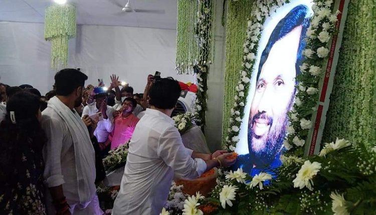 Ram Vilas Paswan, Pashupati Kumar Paras, chirag Paswan, Paswan death anniversary, LJP, LJP coup, Bihar,