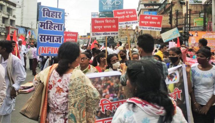 bharat bandh, farm laws, agri laws, Bihar, RJD, Rakesh Tikait